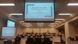 Palliative Care Institute Olympia Presentation - June 20 2016