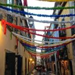 Festival in Bairro Alto, Lisbon