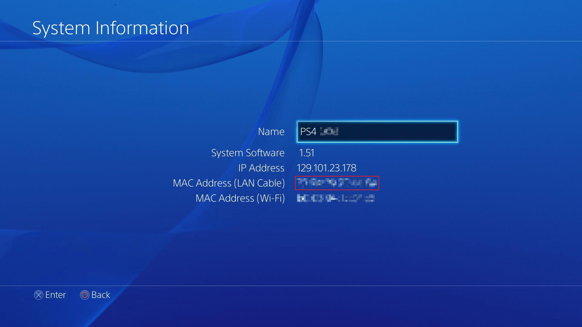 Ps4 Serial Number Location