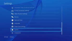 PS4Settings