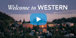 Click to launch the Welcome to Western video