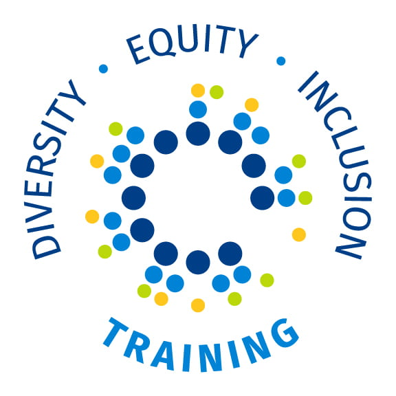 Diversity Equity Inclusion Training Logo