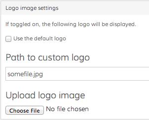 Drupal installing the baner image