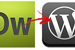 Converting a Dreamweaver site to WordPress