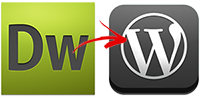 Convert Dreamweaver to WordPress