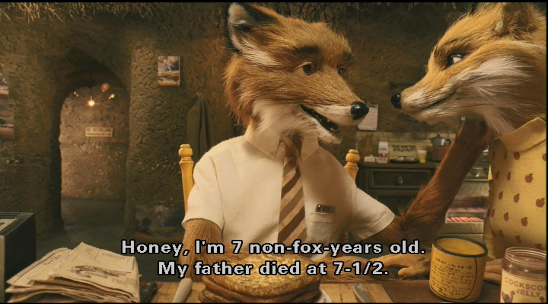 Fantastic Mr Fox Final Draft