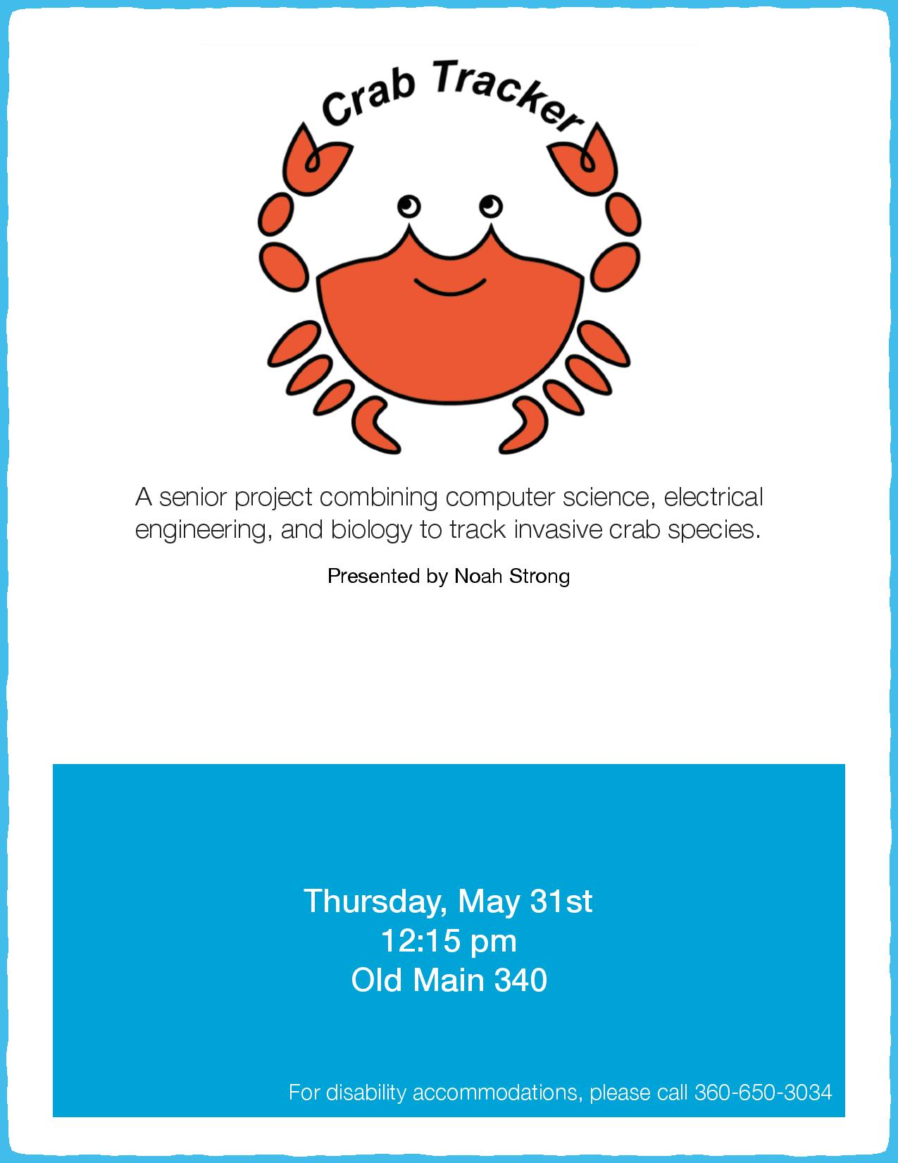 Spring Honors Senior Project Symposia