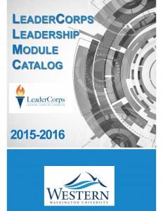 LeaderCorps catalog