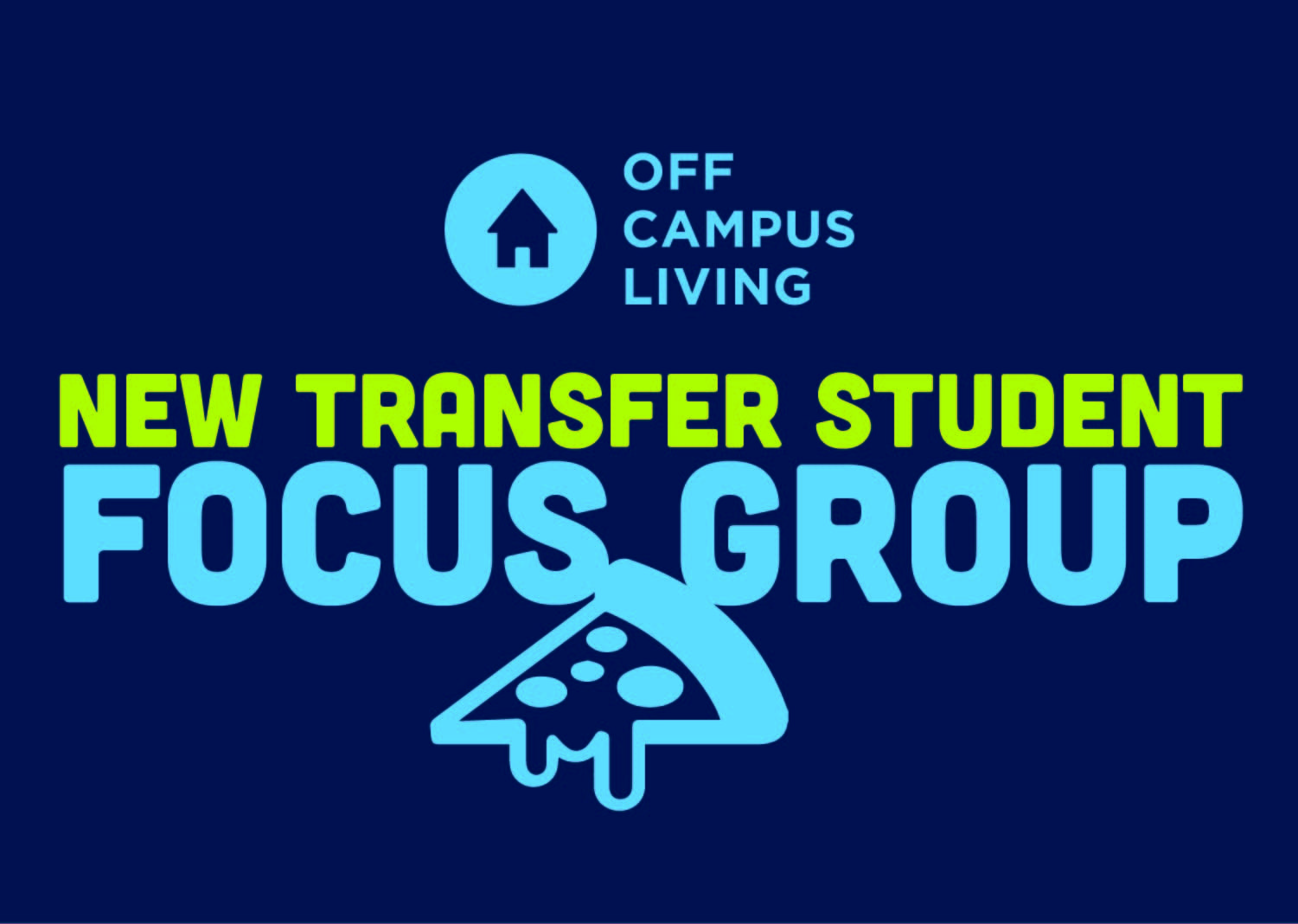 New Transfer Student Focus Group