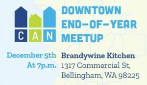 Downtown Meet Up: December 5th, 2019