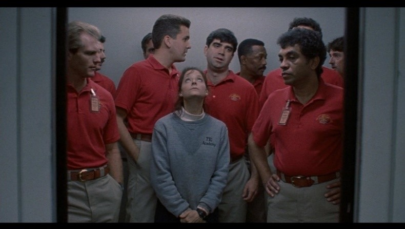 Image result for silence of the lambs elevator