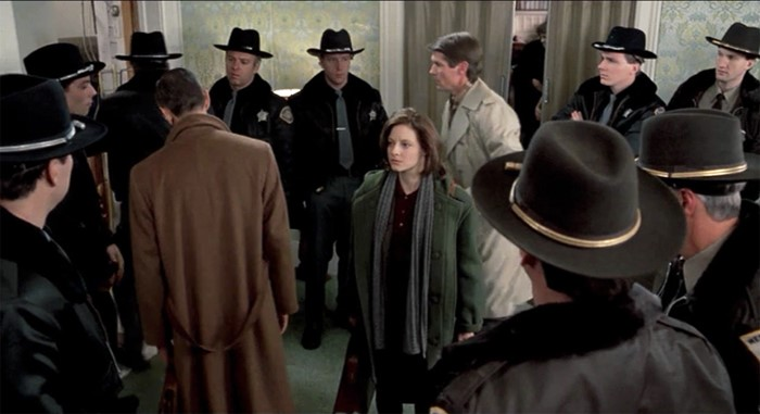 Image result for The Silence of the Lambs funeral home