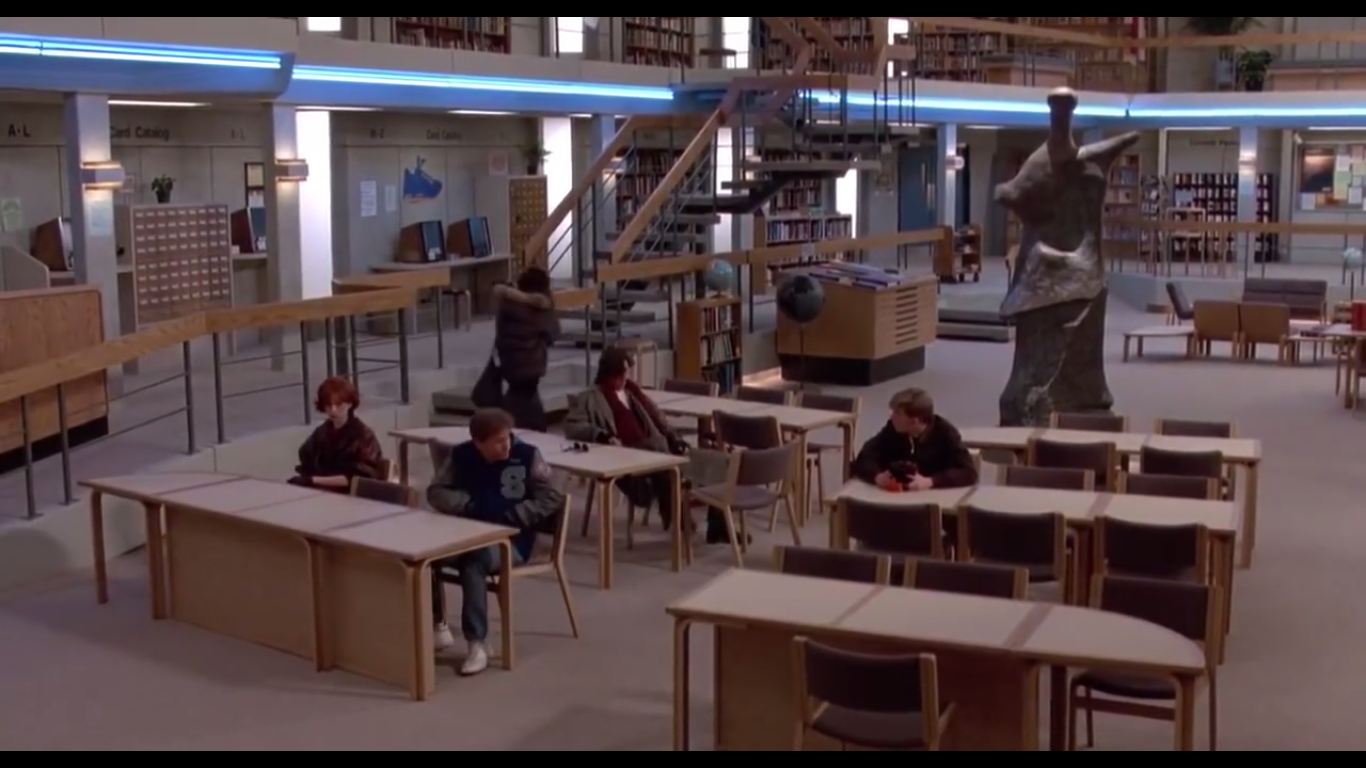an analysis of the movie the breakfast club The breakfast club was to say the least a boring 80s movie but it was a good movie for the purpose of analysis simply put, it will not be on my list of movies to rent next time that i am at the rental store.