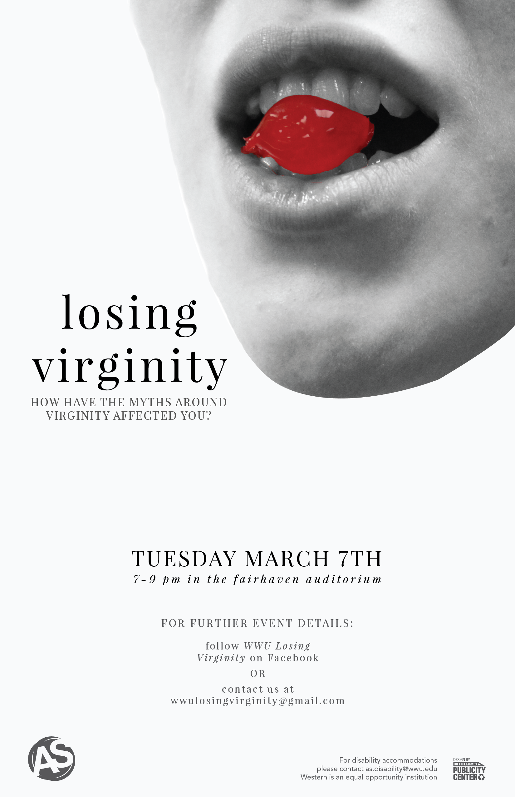 Important event loss of virginity
