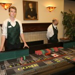 Mock casino gaming