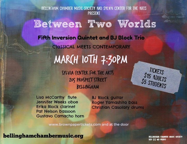March 10th, 2018 – Between Two Worlds II