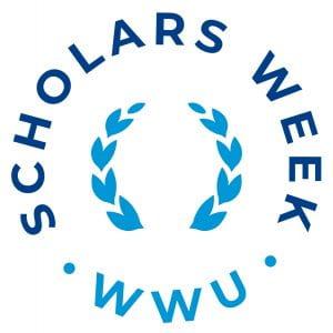 Scholars Week Radial Logo