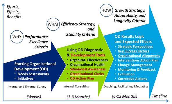 what are the primary external organizational considerations for the development of a strategic plan That's why the topic of organizational change and development has become  explicit implementation of a strategic plan)  possible organizational development.