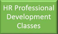 HR Professional Development Classes