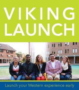 Viking Launch, launch your Western experience early