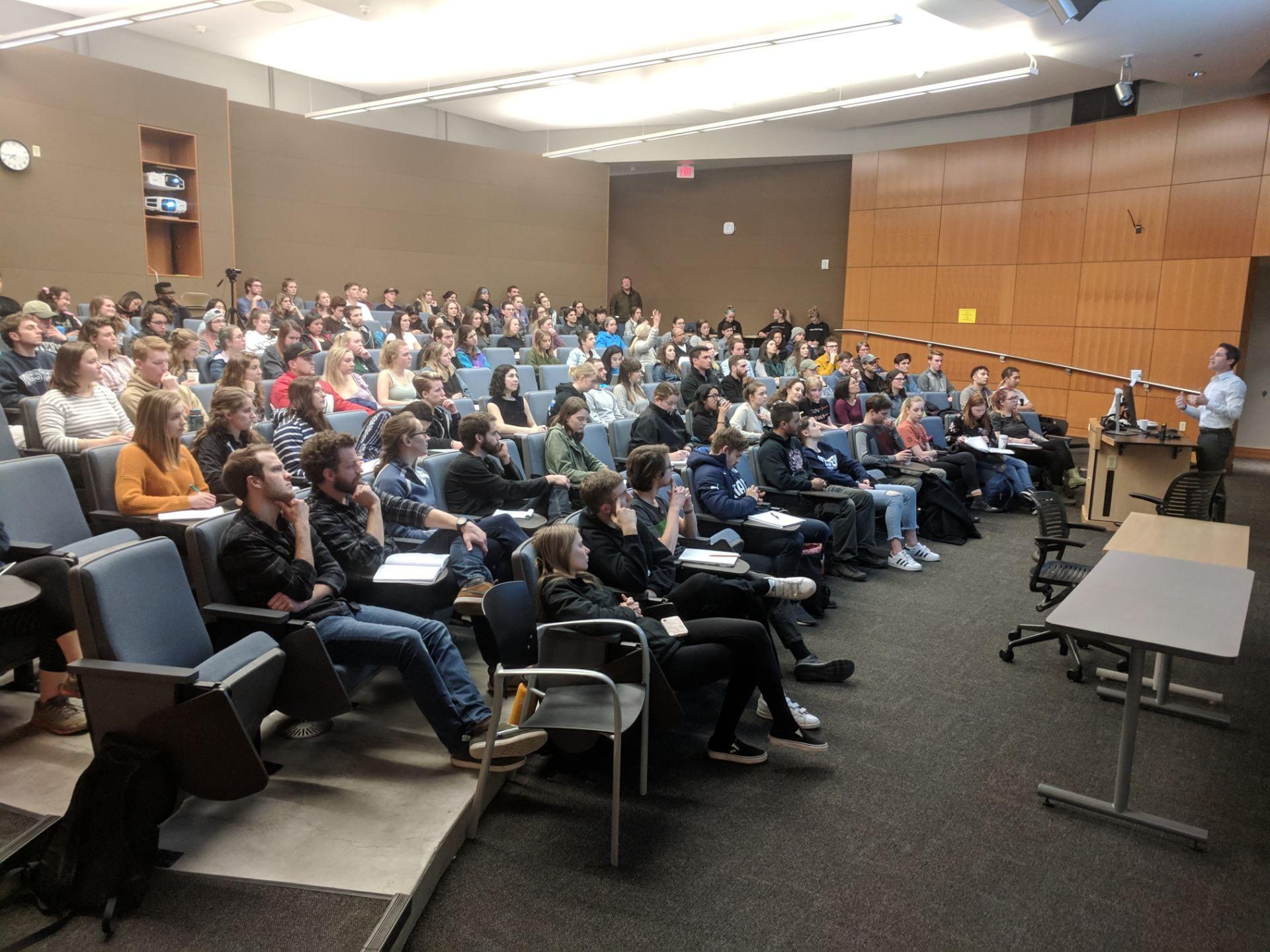 Visiting Seminar Speaker Events
