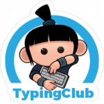 Typing club logo