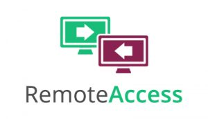 Click for remote access