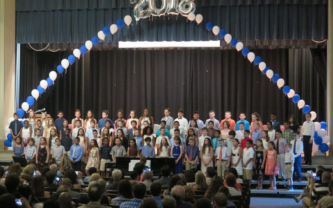 RPC 5th-graders move up