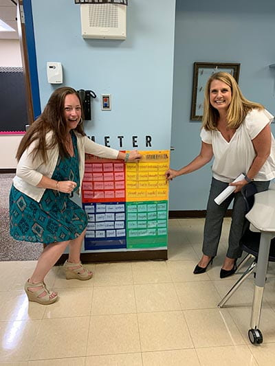 Fourth Grade Gets a Facelift