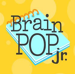 BrainPOP-Jr logo