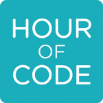 Hour of Code graphic