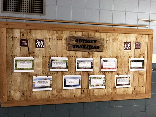 Meet The Odyssey Trail