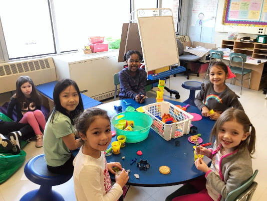 Global Play Day at Montebello