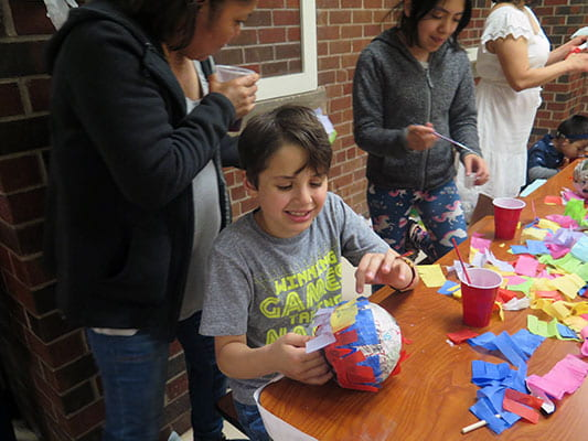 SMS Second Annual Multicultural Evening