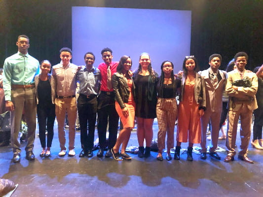 SCSD Students Honored at Annual Black Achievement Awards Ceremony