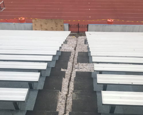 Stadium Upgrades