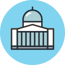 Icon of the Capitol building