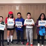 Photo of SMS students in Escape to Learn program