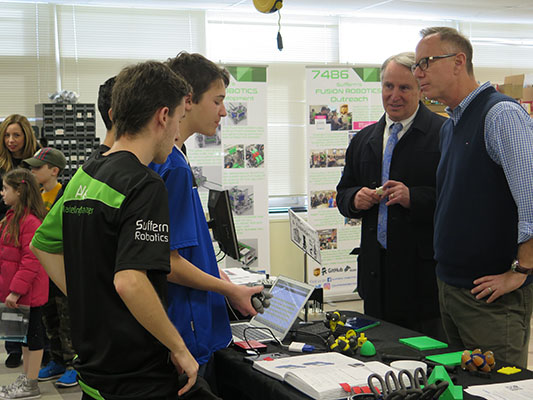 Superintendent's Blog: Saturday's STEAM Expo