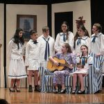 Students reinact The Sound of Music at Suffern Middle School