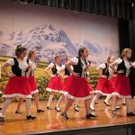 Sound of Music dancers