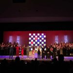 Cast of Chess The Musical