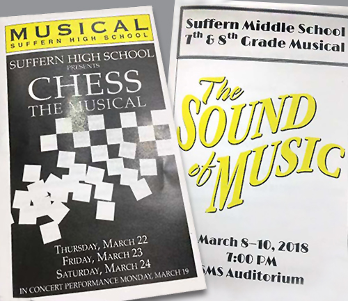 Superintendent's Blog – The Musicals Of Suffern Central