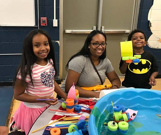 RP Connor Students Gather for Some Summer Fun
