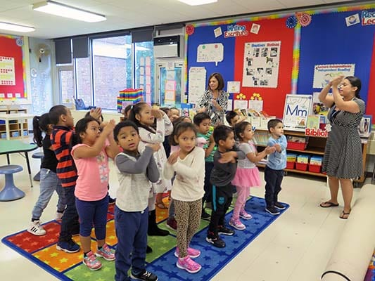 Introducing the new bilingual Kindergarten classroom at ...