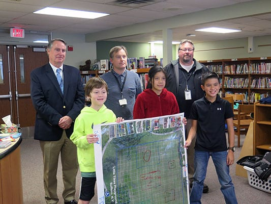 Viola's Playground Project Winners