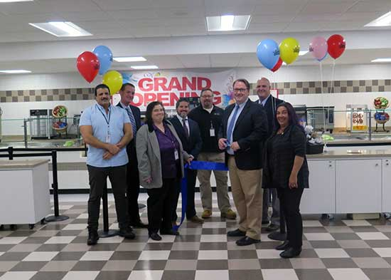 SHS opens new grab-and-go cafe