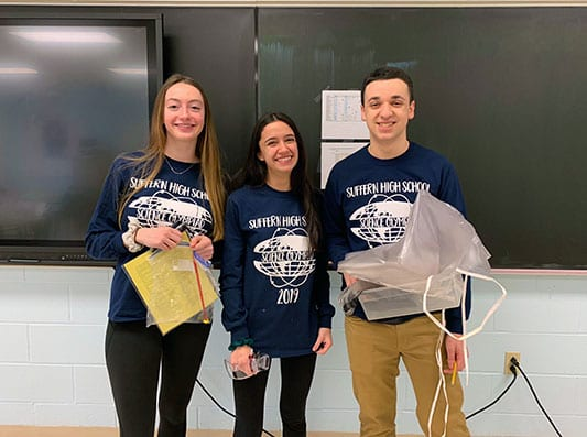 Congrats to SHS Competitors in HV Science Olympiad