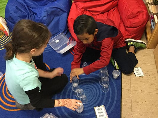 REACH Grant Aids STEM Instruction at Connor