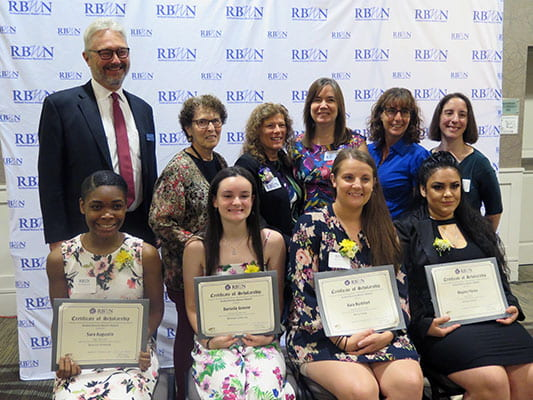 Rockland Business Women's Network Scholarship goes to SHS's Sara Augustin